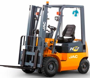 Автопогрузчик JAC CPCD 15 для удобных работ по Мурманску и Мурманской области