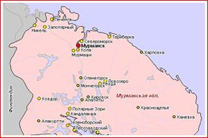 Грузовые перевозки по Мурманску и Мурманской области