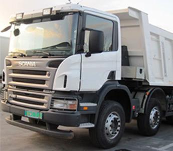Самосвалы Scania R480 4-осные для автомобильных грузоперевозок в Мурманске