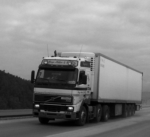 Транспортная компания Мезенева. Грузоперевозки и аренда спецтехники в Мурманске и по Мурманской области
