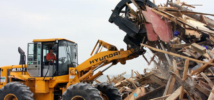 Уборка, вывоз строительного мусора и крупногабаритных отходов в Мурманске